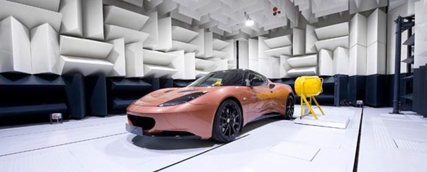 automotive noise testing